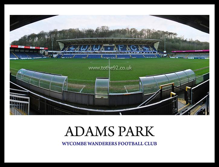 Wycombe Wanderers - Adams Park