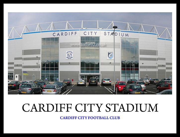 Cardiff City - Cardiff City Stadium
