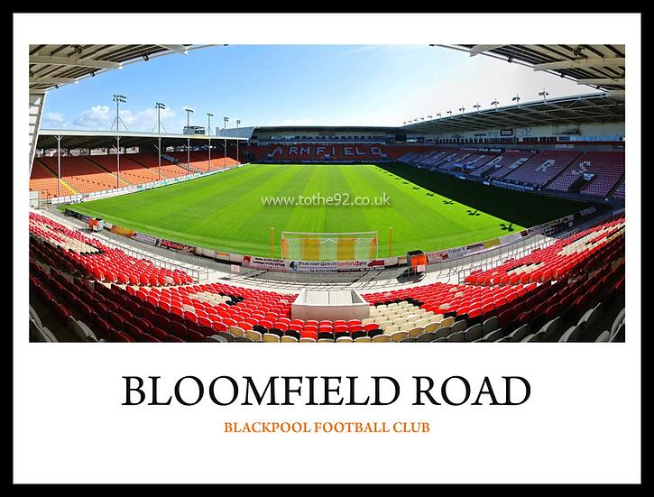 Blackpool - Bloomfield Road