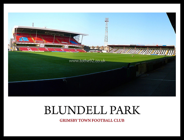 Grimsby Town - Blundell Park