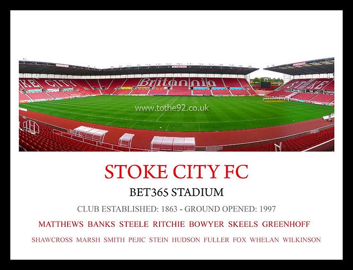 Stoke City FC - Legends