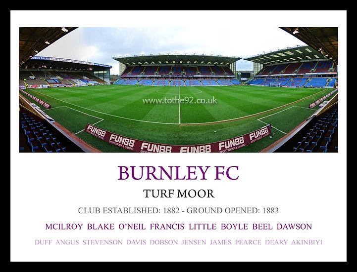 Burnley FC - Legends