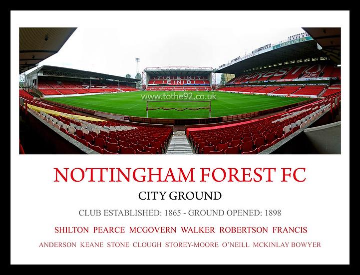 Nottingham Forest FC - Legends