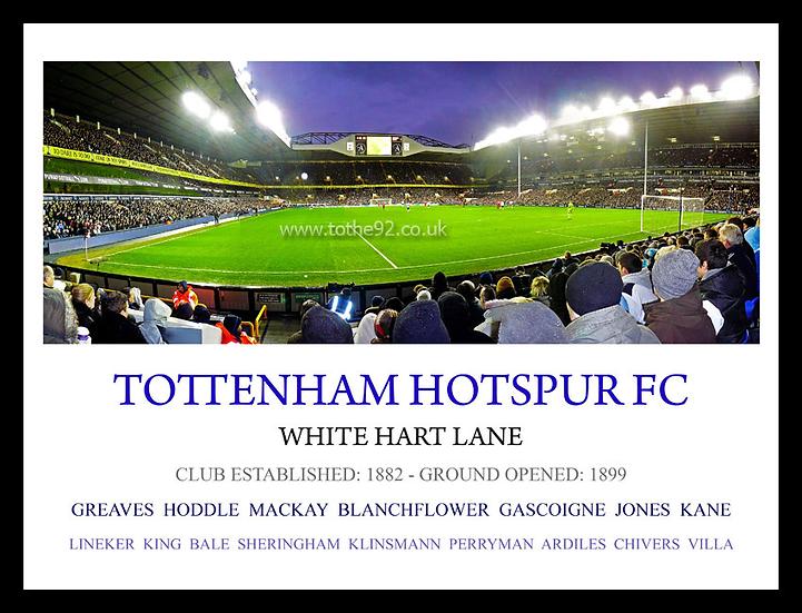Tottenham Hotspur FC - Legends 2