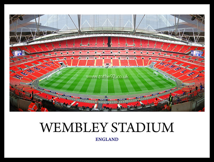 Wembley Stadium - England