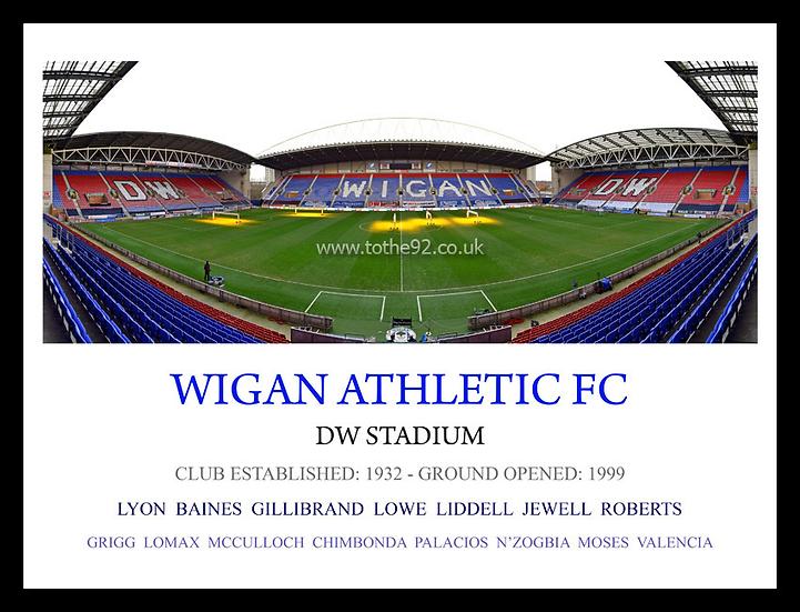 Wigan Athletic FC - Legends