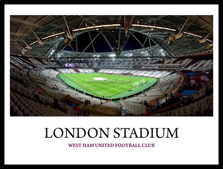 West Ham United - London Stadium