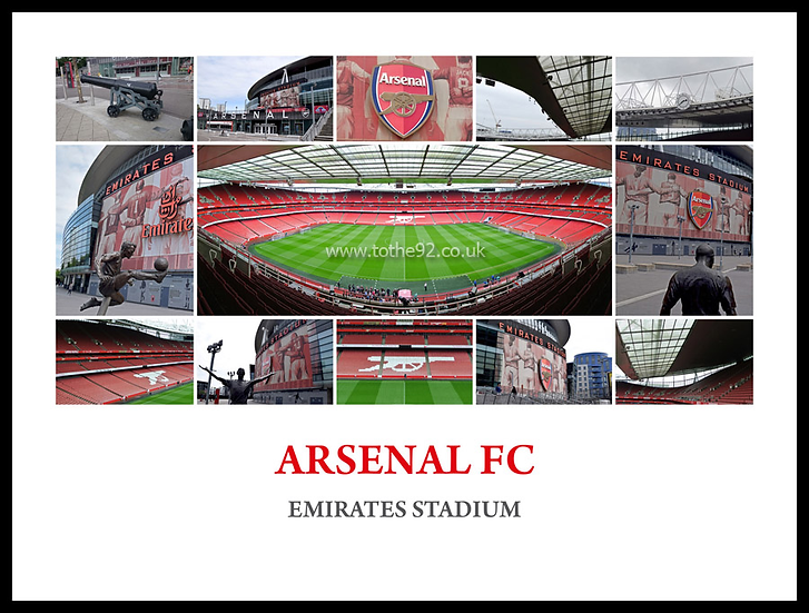 Arsenal FC - Montage