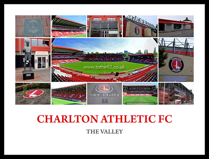 Charlton Athletic FC - Montage