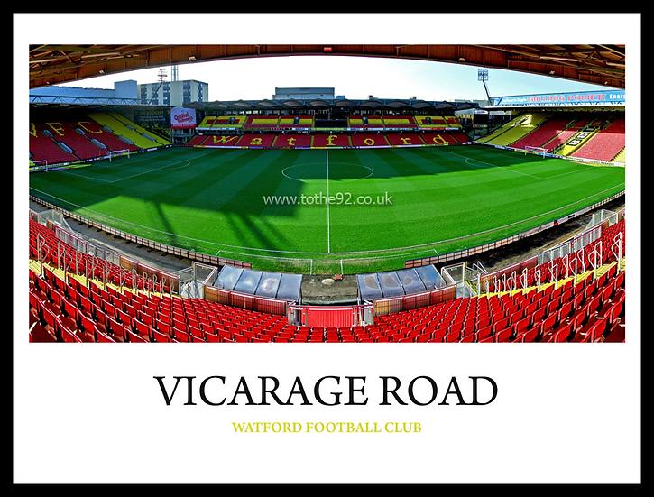 Watford - Vicarage Road 2