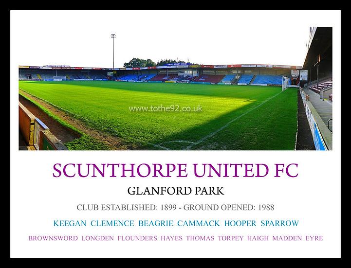 Scunthorpe United FC - Legends