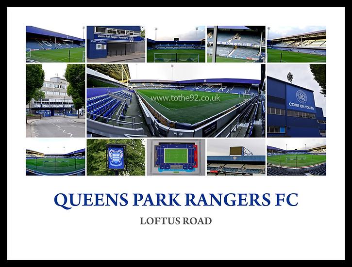 Queens Park Rangers FC - Montage