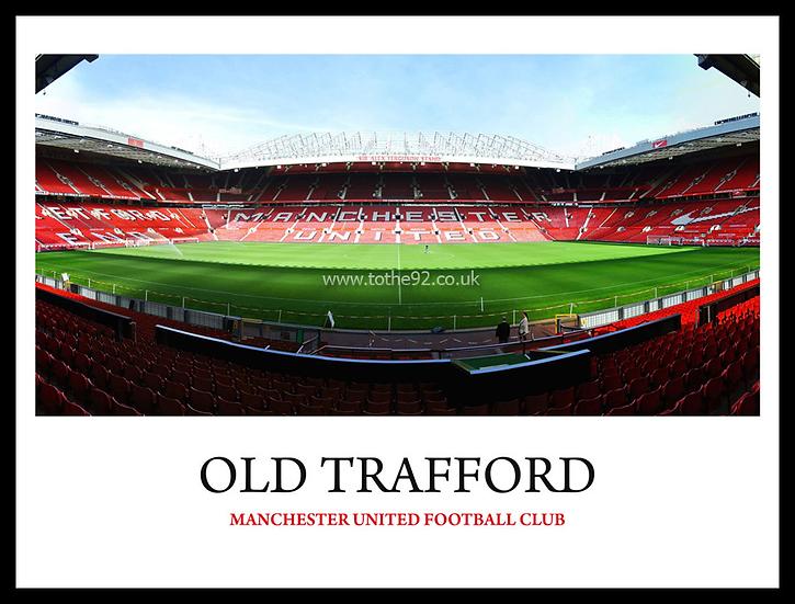 Manchester United FC - Old Trafford