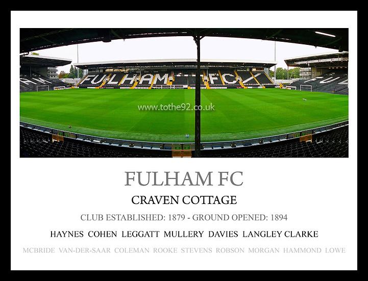 Fulham FC - Legends