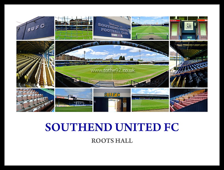 Southend United FC - Montage