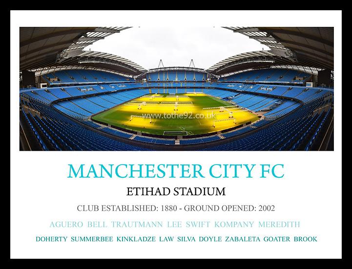 Manchester City FC - Legends