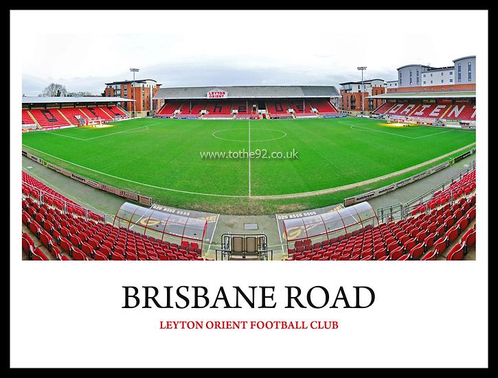 Leyton Orient - Brisbane Road