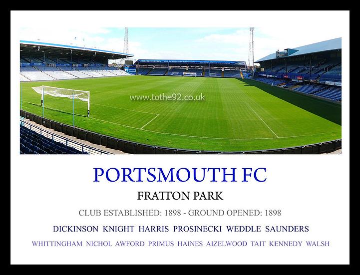 Portsmouth FC - Legends