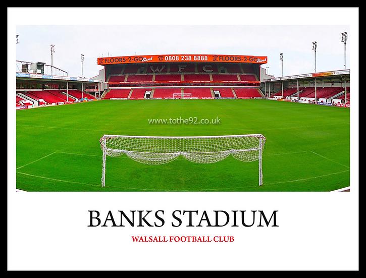 Walsall - Banks Stadium