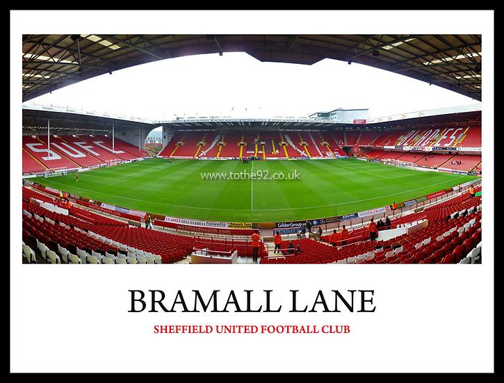 Sheffield United FC - Bramall Lane