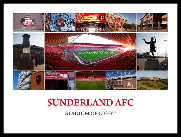 Sunderland AFC - Montage