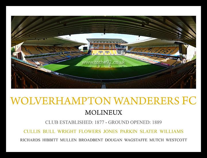 Wolverhampton Wanderers FC - Legends