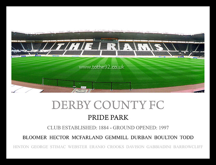 Derby County FC - Legends