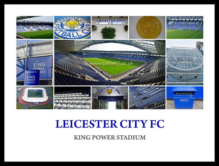 Leicester City FC - Montage
