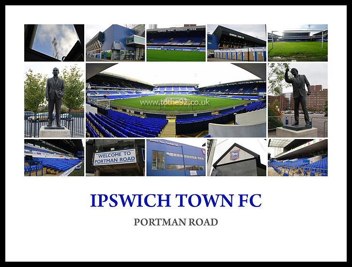 Ipswich Town - Montage