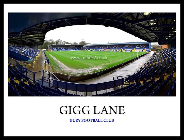 Bury - Gigg Lane