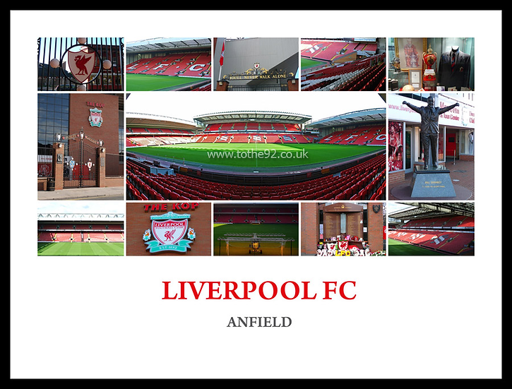 Liverpool FC - Montage