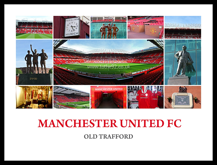 Manchester United FC - Montage