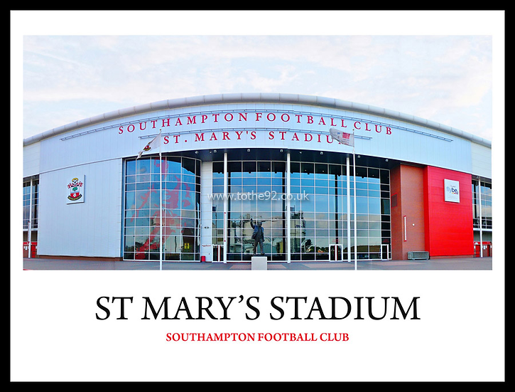 Southampton FC - St Mary's Stadium