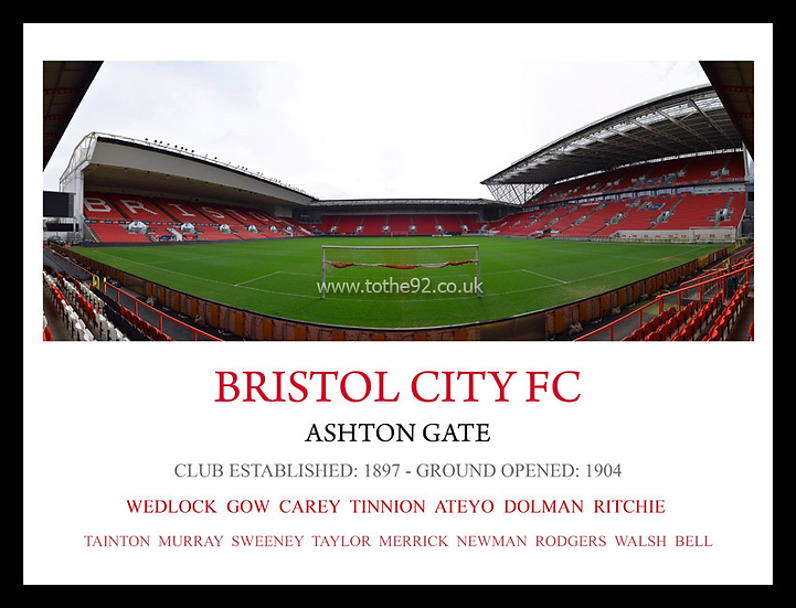 Bristol City FC - Legends