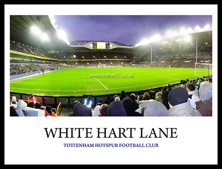 Tottenham Hotspur FC - White Hart Lane