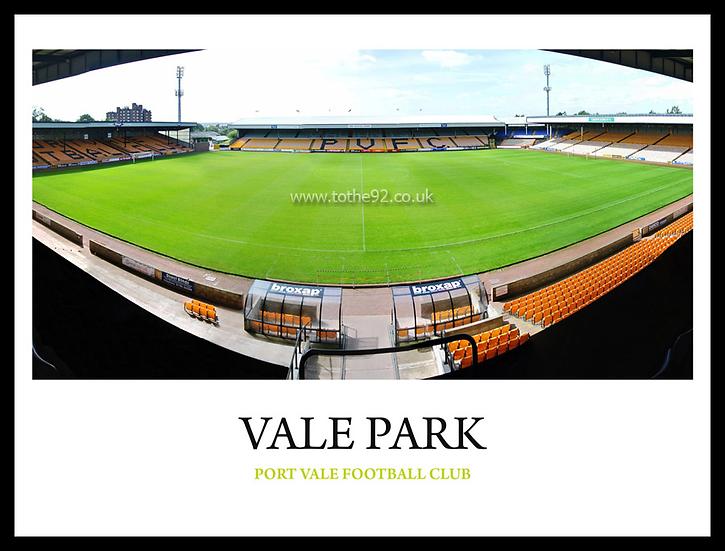 Port Vale - Vale Park