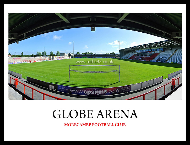 Morecambe - Globe Arena