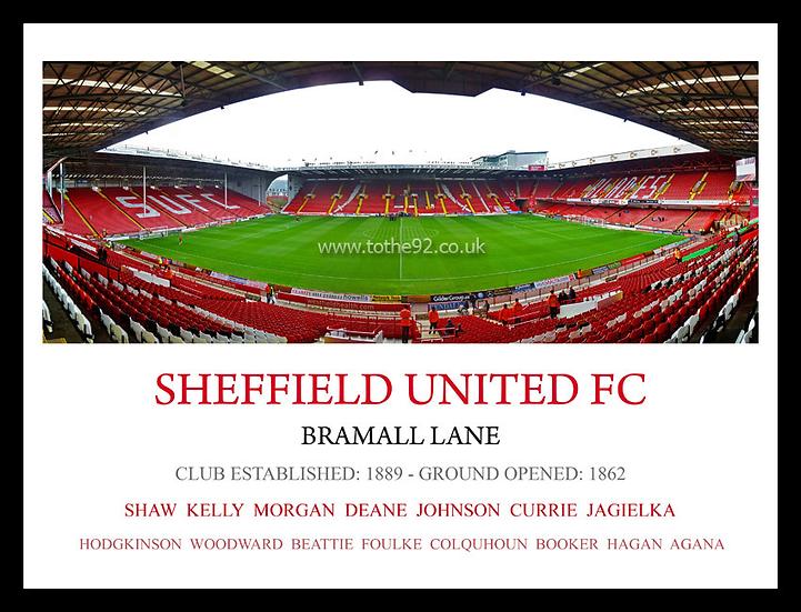 Sheffield United FC - Legends