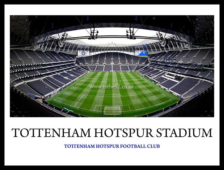 Tottenham Hotspur FC - Tottenham Hotspur Stadium