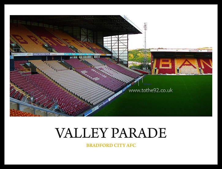 Bradford City - Valley Parade