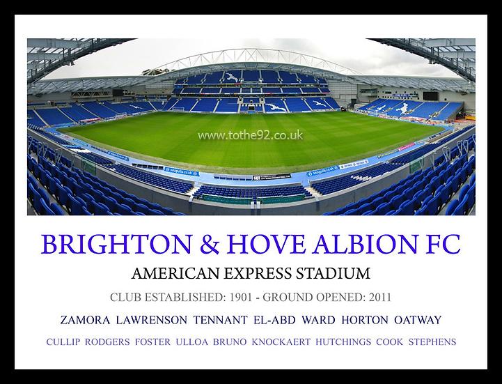 Brighton & Hove Albion FC - Legends
