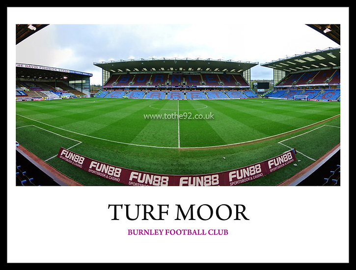 Burnley FC - Turf Moor