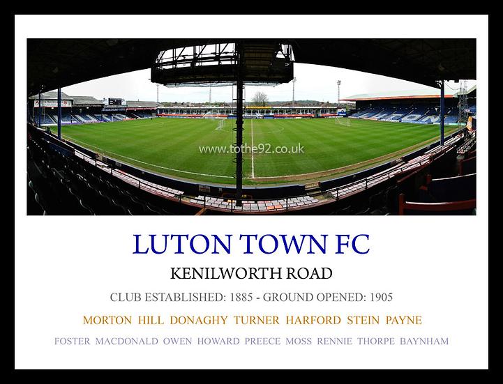 Luton Town FC - Legends