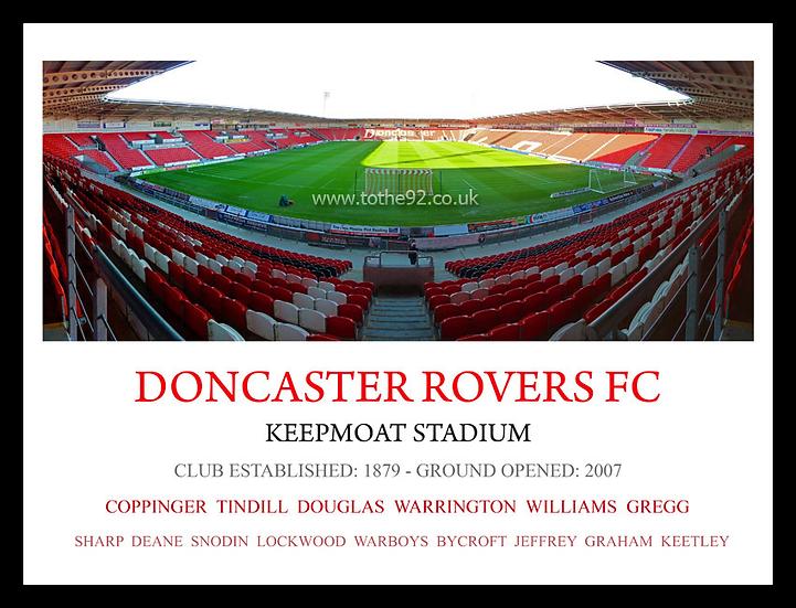Doncaster Rovers FC - Legends