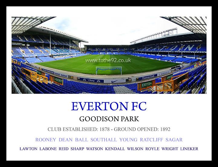 Everton FC - Legends