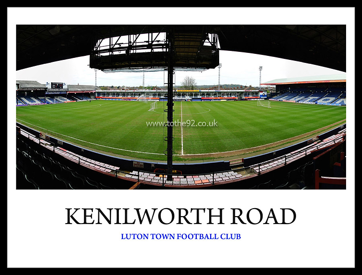 Luton Town - Kenilworth Road