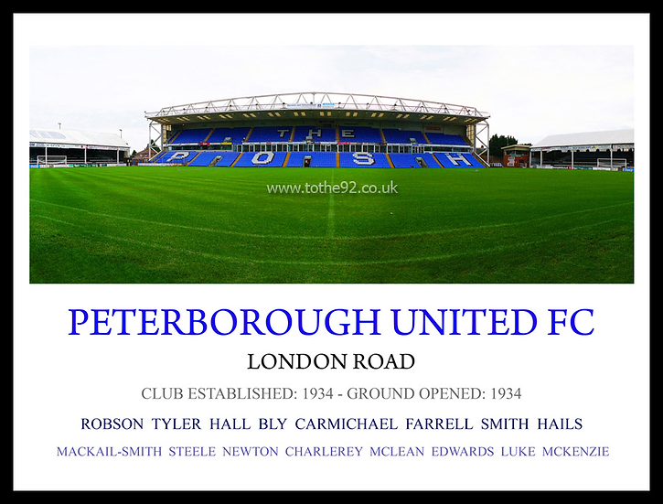 Peterborough United FC - Legends