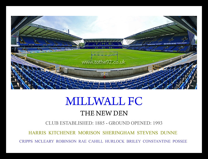 Millwall FC - Legends
