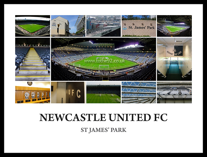 Newcastle United FC - Montage