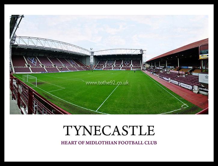 Hearts - Tynecastle